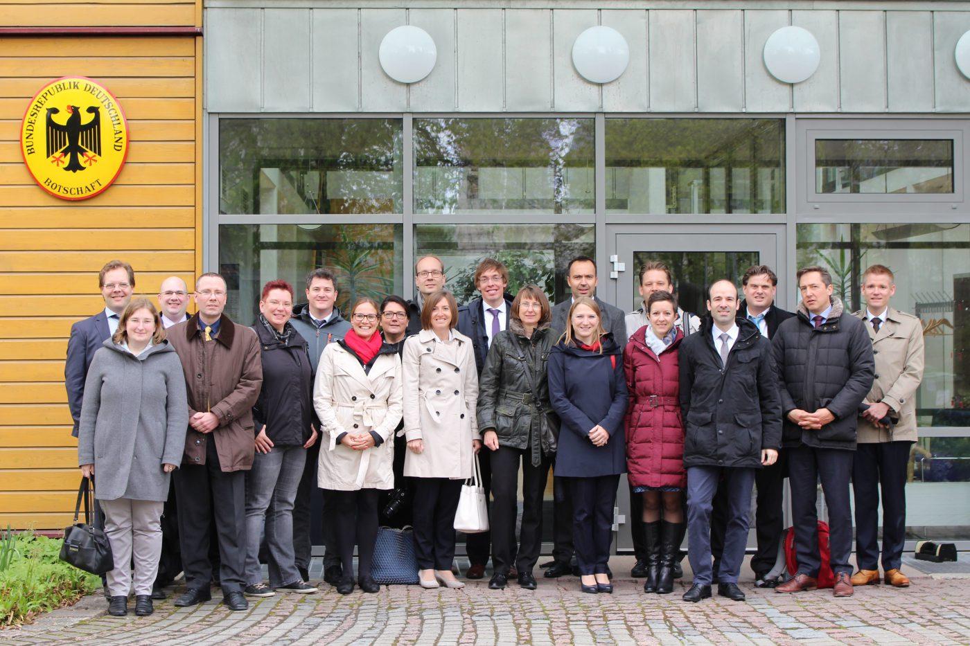 Große Studienfahrt 2019 nach Tallinn