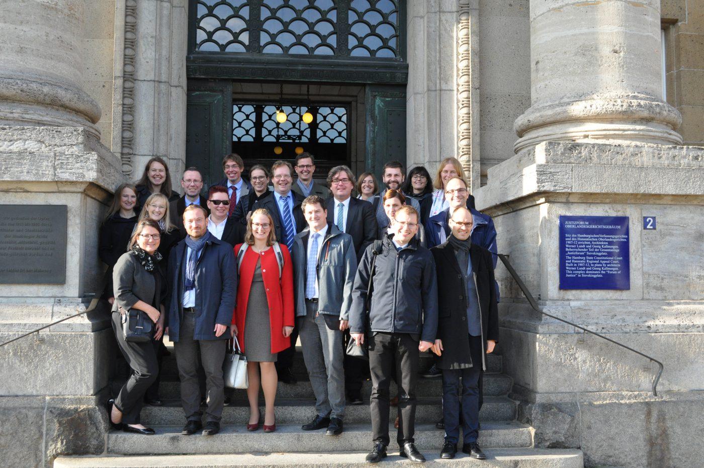 Kleine Studienfahrt 2019 nach Hamburg