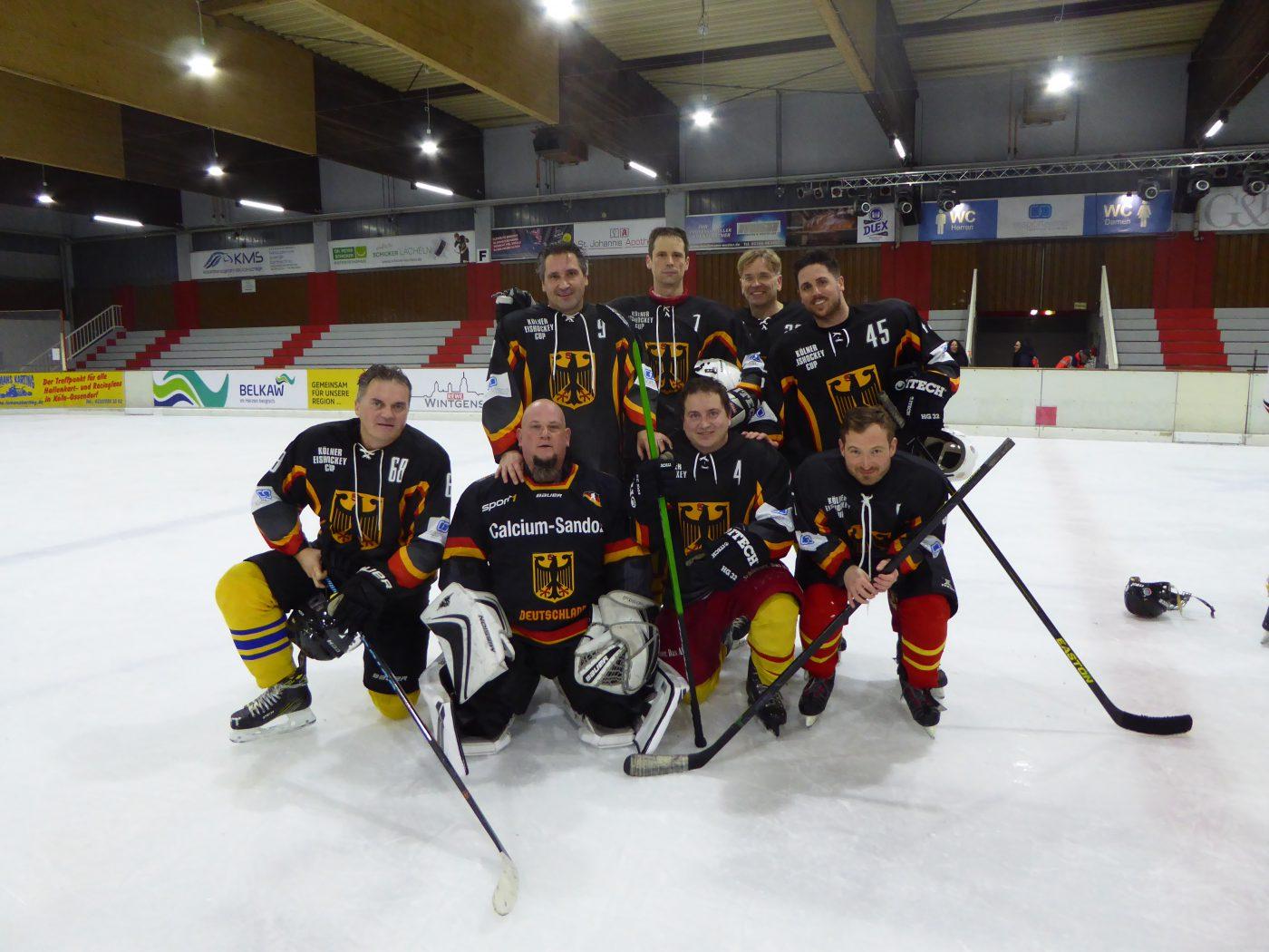 Eishockey-Cup 2019