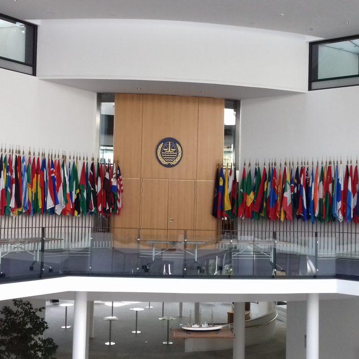 Besuch beim Internationalen Seegerichtshof